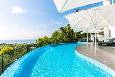 Villa exclusiva en Bendinat