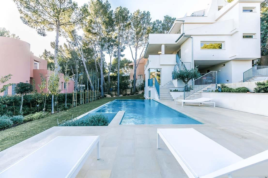 Villa exclusiva en Cas Catala