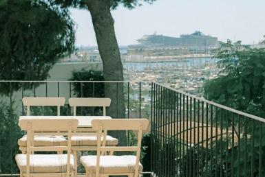 Sea views in Santa Catalina in Palma