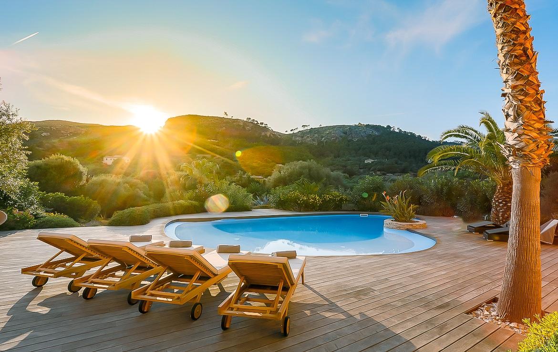 Villa con piscina en Andratx