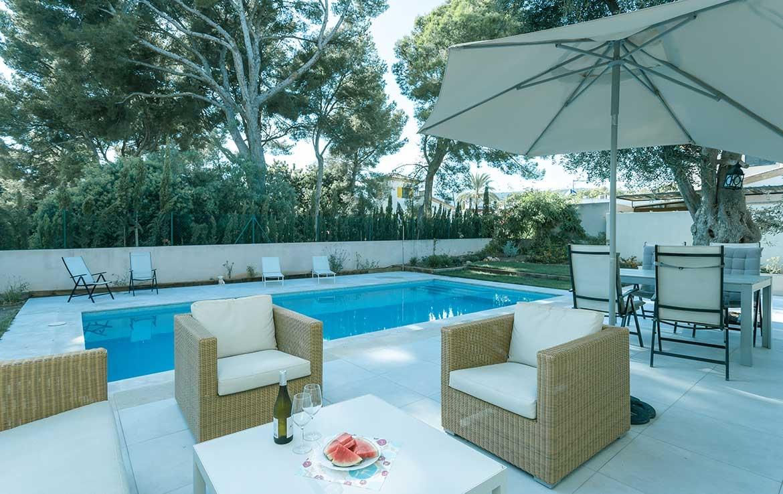 Villa exclusiva con piscina